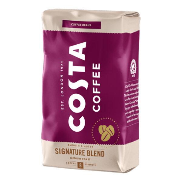 Кафе на зърна COSTA Signature Medium 1кг.