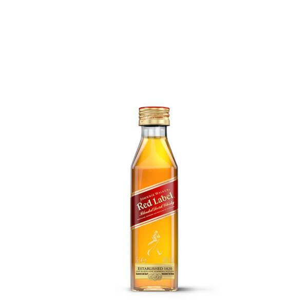 Johnnie Walker Red Label 50ml.