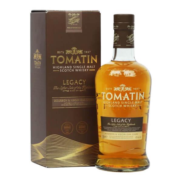 Tomatin Legacy 700ml.