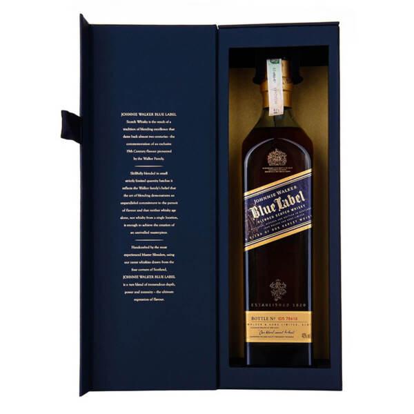 Johnnie Walker Blue Label 700ml.
