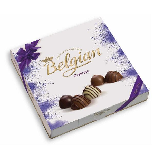 Шоколадови бонбони Асорти The Belgian