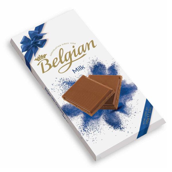 Млечен шоколад The Belgian