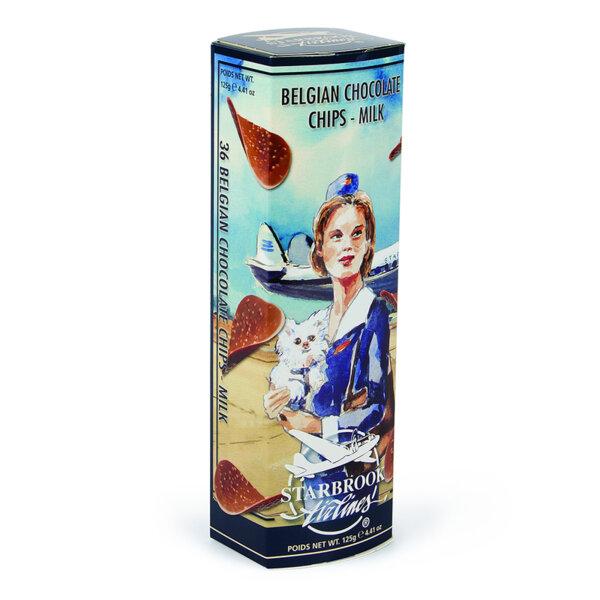 Шоколадов чипс Starbrook млечен