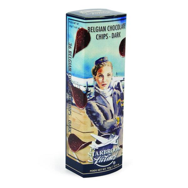 Шоколадов чипс Starbrook 125 гр.