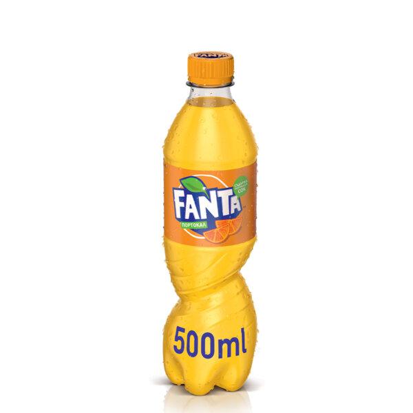 Фанта бутилка PET 500мл.