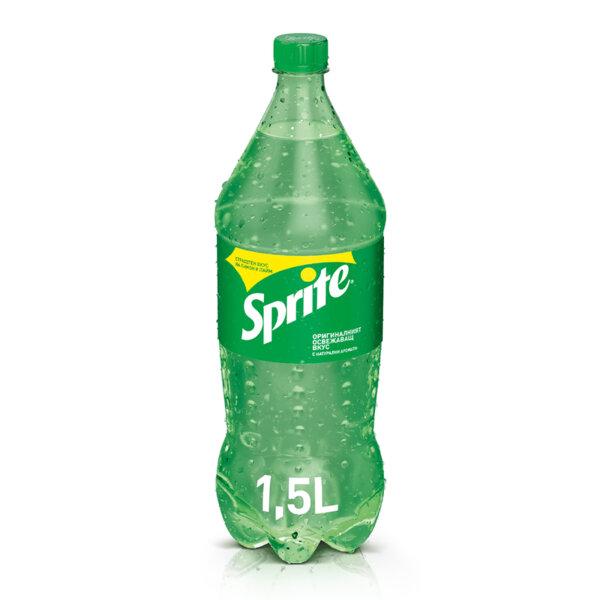Спрайт бутилка PET 1.5л.