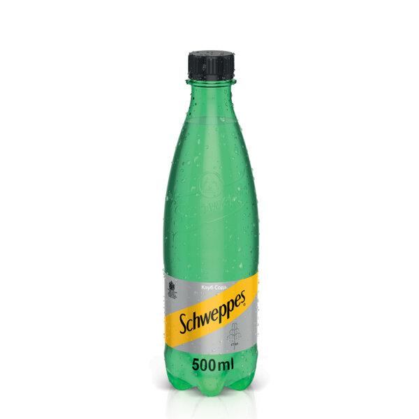 Швепс сода бутилка PET 500мл.