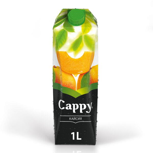 Натурален сок Cappy Кайсия 1.0л.