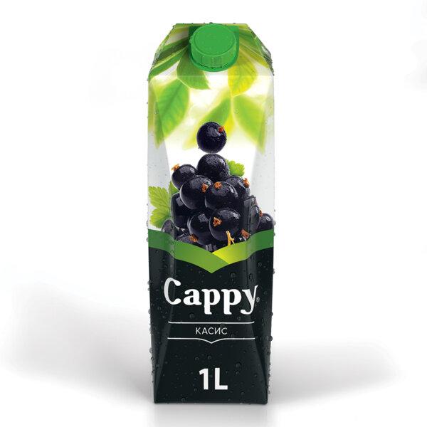 Натурален сок Cappy Касис 1.0л.
