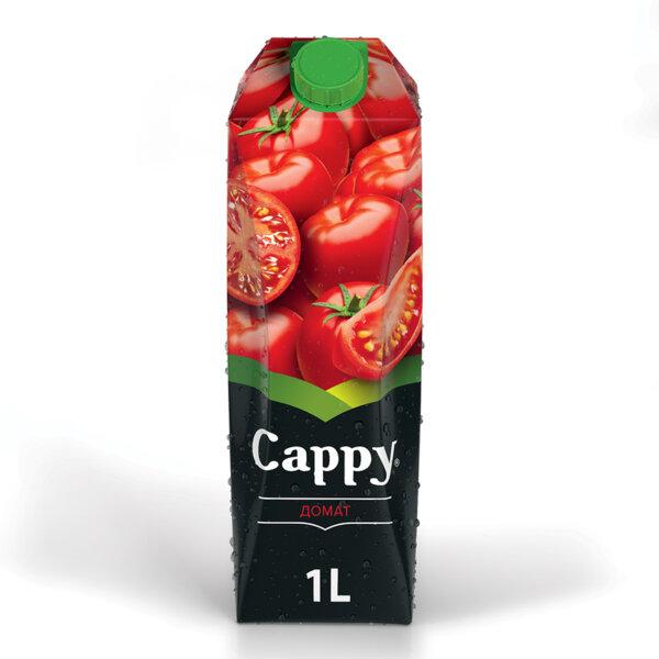 Натурален сок Cappy Домат 1.0л.