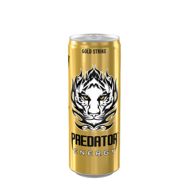 Енергийна напитка Predator Energy Gold 250мл.