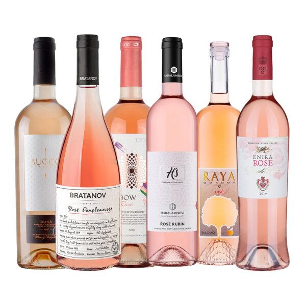 Промо пакет розета от Аугео, Беса Валей, Ялово, Братанов, Тодоров и Хараламбиеви