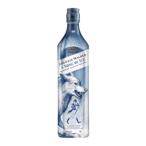 Johnnie Walker Song of Ice Лимитирана Серия Game of Thrones 700ml.