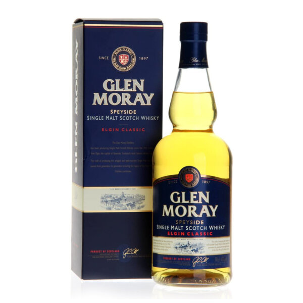 Glen Moray Classic 700ml.