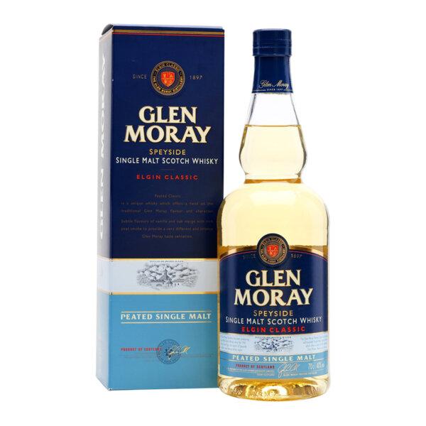 Glen Moray Peated 700ml.
