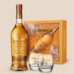 Glenmorangie 10 Y.O. - The Original Подаръчен пакет с 2 чаши 700ml.