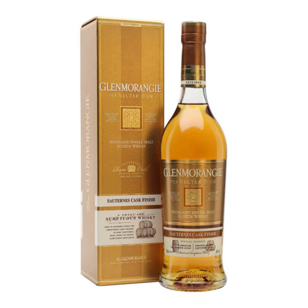 Glenmorangie Nectar D'or 12 Y.O. 700ml.