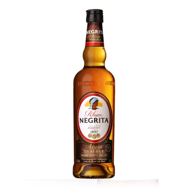 Ром Negrita Anejo 700ml.