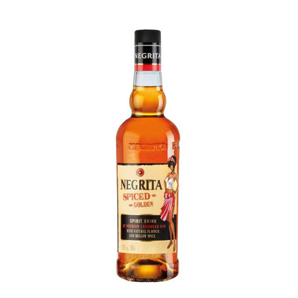Ром Negrita Spiced 700ml.