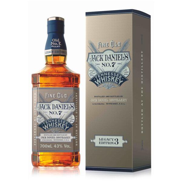 Jack Daniel's Legacy Edition 3 700ml.