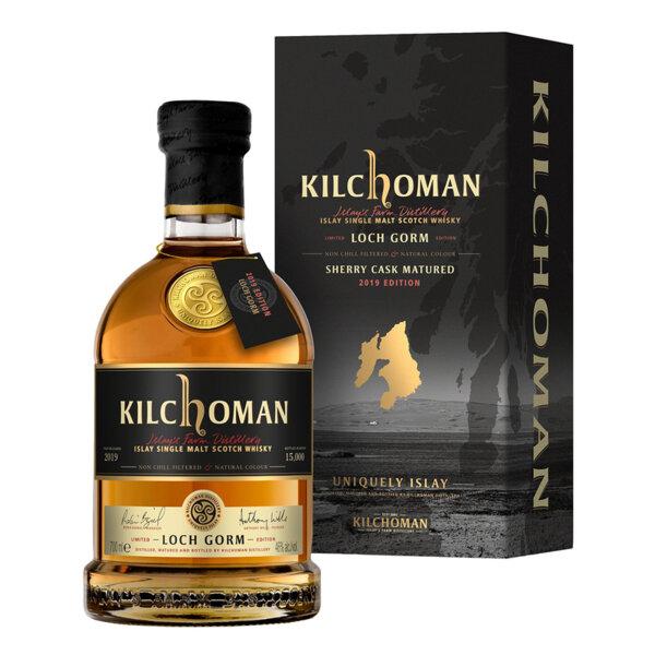 Kilchoman Loch Gorm 700ml.