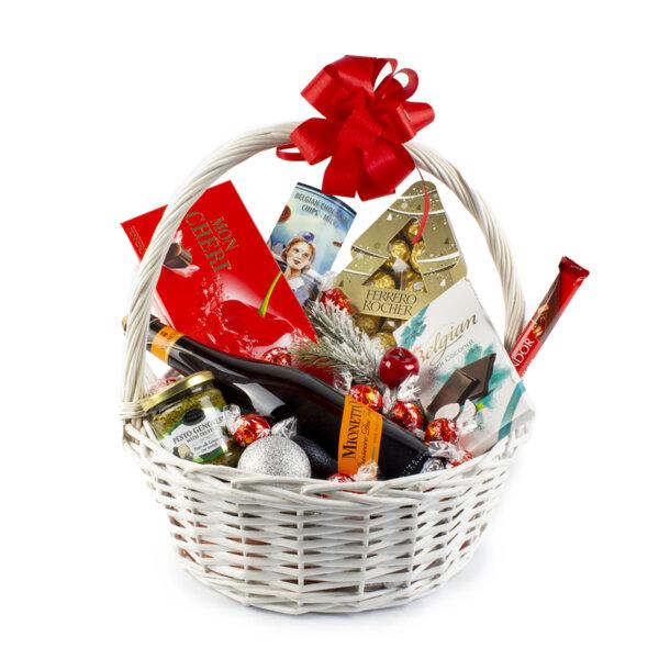 Коледна кошница Mionetto Rosher