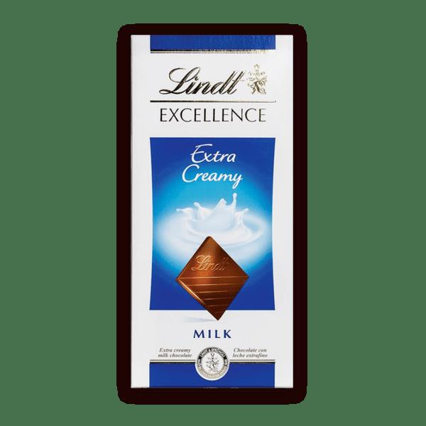 Шоколад Lindt Екселенс млечен 100 гр.