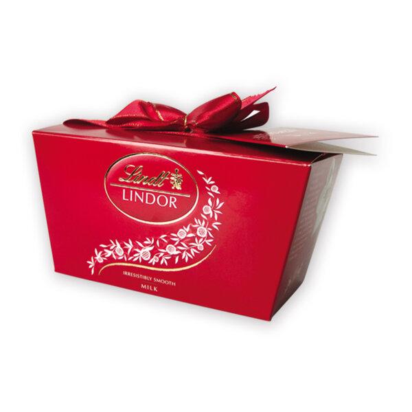 Шоколадови бонбони Lindt Линдор Балотина 250 гр.