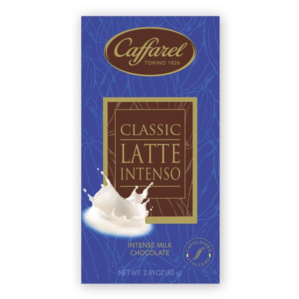 Шоколад Кафарел млечен 80гр.