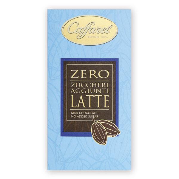 Шоколад Кафарел млечен (без добавена захар) 100 гр.