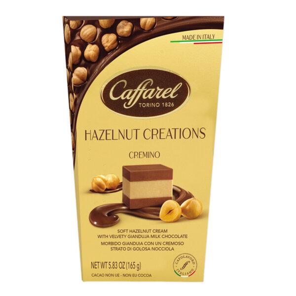 Шоколад Кафарел Creations Cremino с лешници 165 гр.