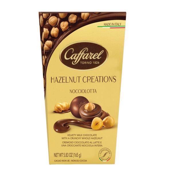 Шоколад Кафарел Creations Nocciolotta с лешници 165 гр.