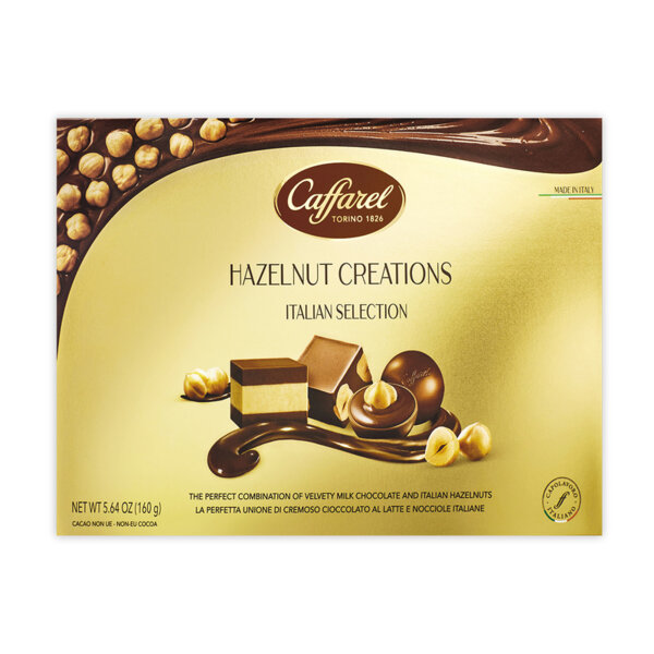 Шоколад Кафарел Creations Italian Selection с лешници 160 гр.