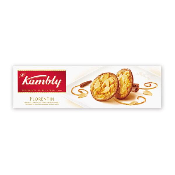 Бисквити Кембли Флорентин 100 гр.