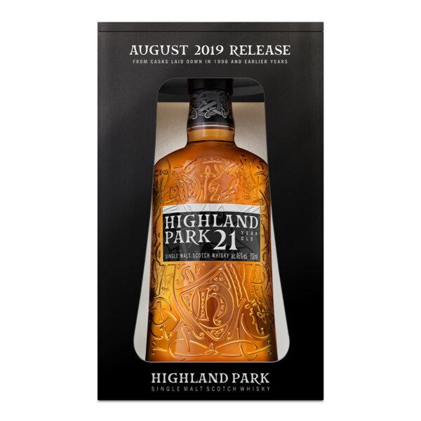 Highland Park 21 Y.O.
