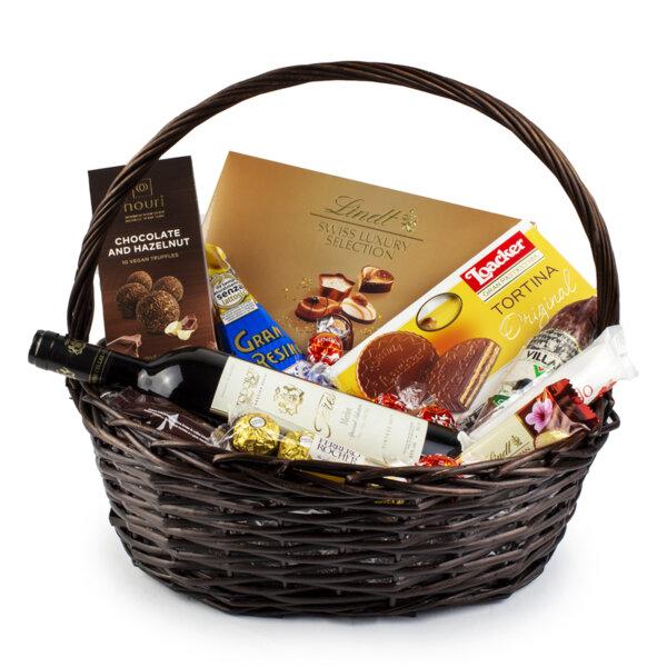 Подаръчна кошница Teres Selection