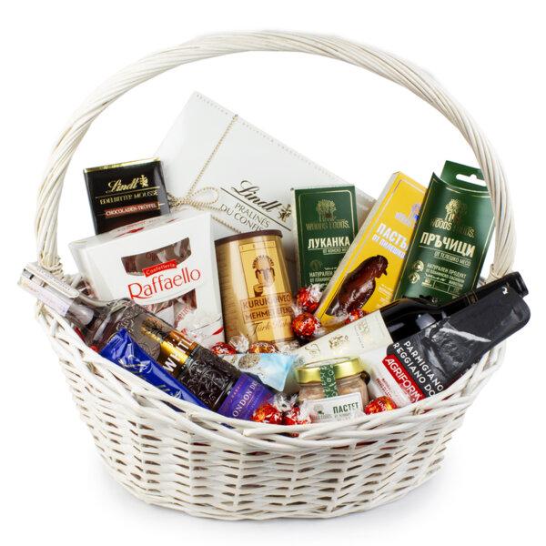 Подаръчна кошница Whitley Pralines