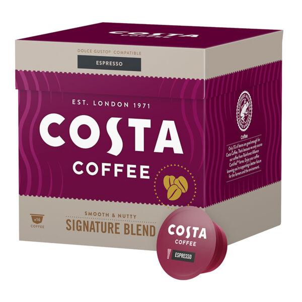 COSTA Espresso Signature Blend Dolce Gusto* Съвместими Капсули