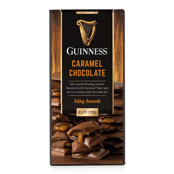 Шоколад Гинес Карамел 90 гр.