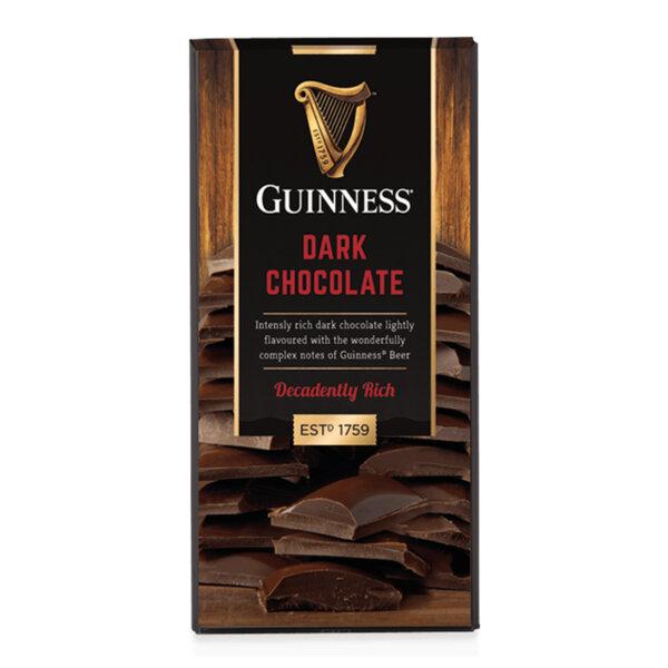 Шоколад Гинес тъмен 90 гр.