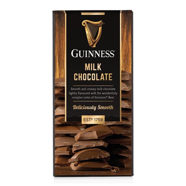 Шоколад Гинес млечен 90 гр.