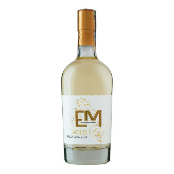 Винена ракия EM Gold Special Edition Едоардо Миролио 500мл.