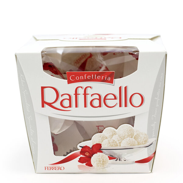 Бонбони Raffaello 150 гр.