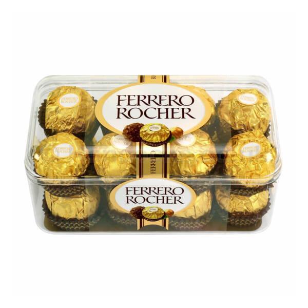 Шоколадови бонбони Ferrero Rocher 200 гр.