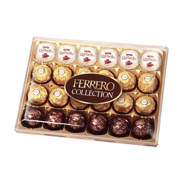 Шоколадови бонбони Ferrero Collection 269 гр.