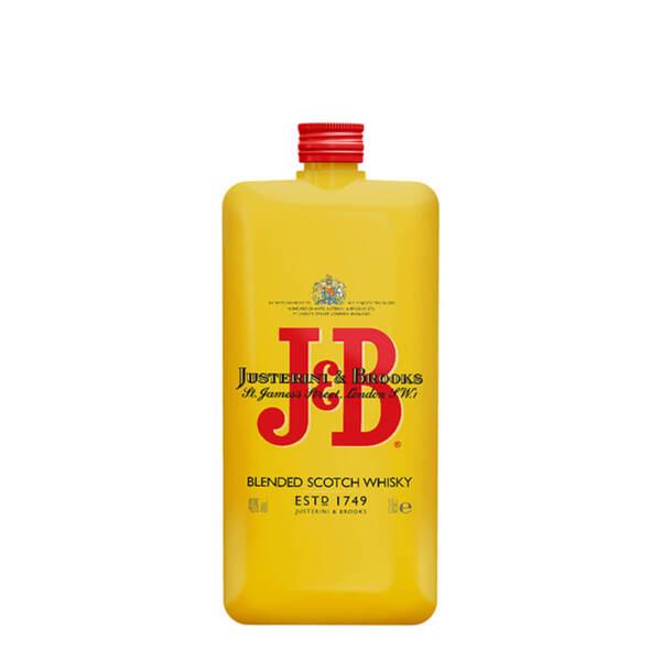 J&B Pocket 200ml.