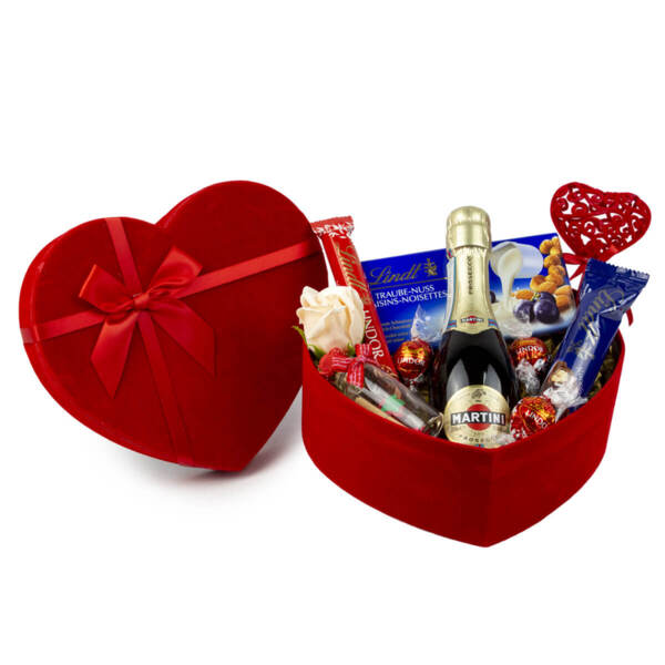 Подаръчна кутия Martini Prosecco Bellissimo