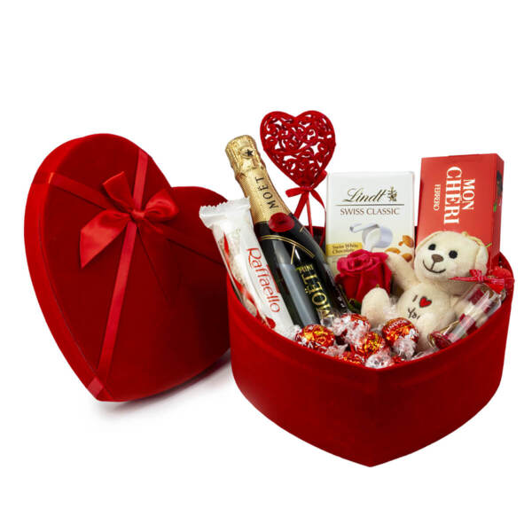 Подаръчна кутия Moet Cheri Excellence