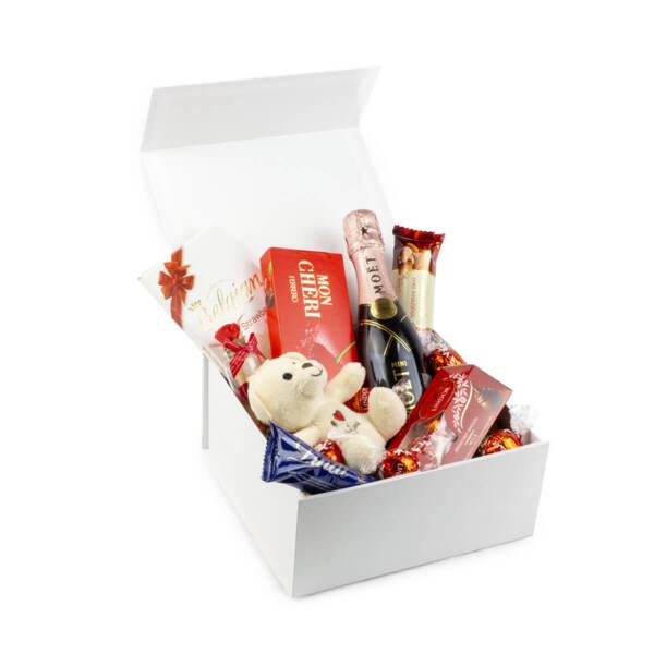 Подаръчна кутия Moet Temptation