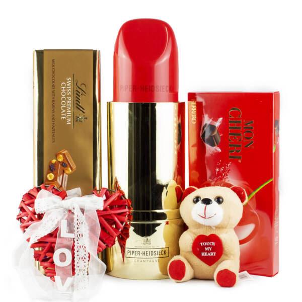 Подаръчен комплект Lipstick